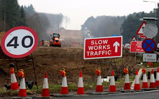 Frustrated motorists face 19,000 sets of ongoing road works