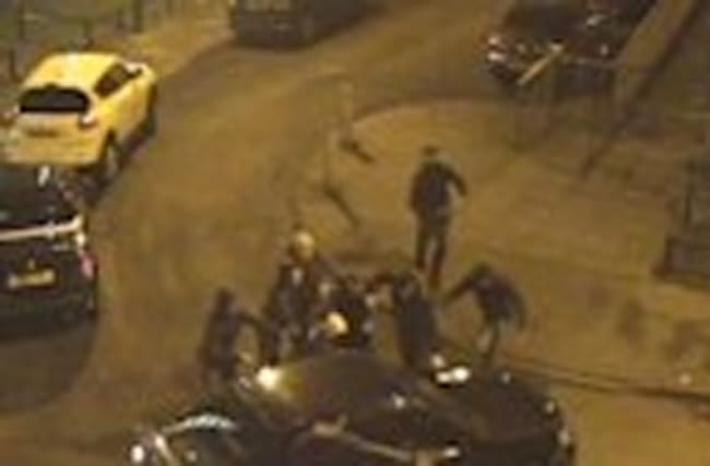 Six men who engaged in a violent confrontation jailed