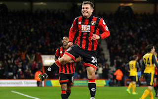 Bournemouth's Fraser wins first Scotland call-up
