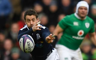 Scotland captain Laidlaw ruled out of Six Nations
