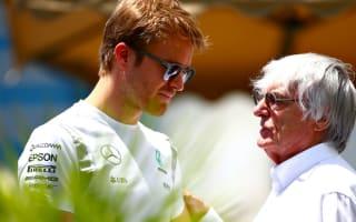 Rosberg welcomes Ecclestone exit