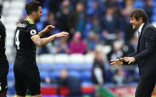 Conte hails 'decisive' Fabregas