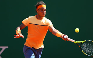 Nadal makes encouraging start in Monte Carlo