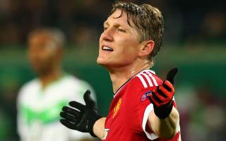 Schweinsteiger not considered for Swansea
