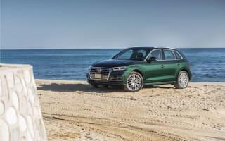 Jaguar F-Pace Audi's biggest worry as it launches new Q5