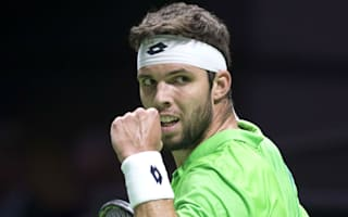 Vesely and Garcia-Lopez to meet in quarter-finals
