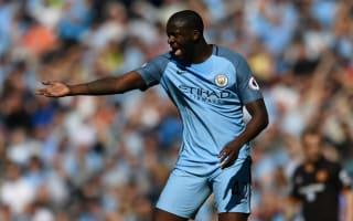 Yaya Toure wants to finish his career at Manchester City