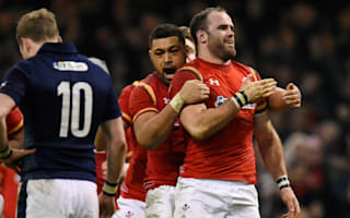 Wales come on strong to inflict further misery on Scotland
