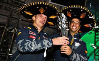 Ricciardo braced for Verstappen friction