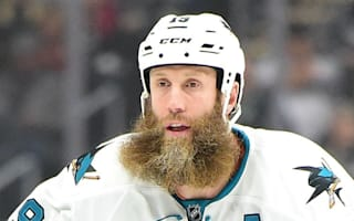Sharks' Thornton joins NHL shortlist with 1,000th assist