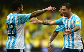 Colombia 0 Argentina 1: Biglia ends winless start for Martino's side