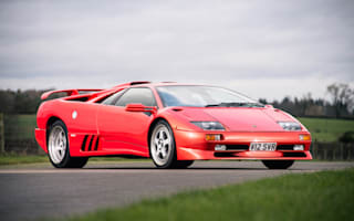 Last of the 'true' Lamborghinis to go to auction
