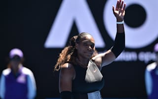 Serena keen to build on form at Australian Open