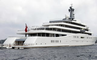 No room at Antibes marina for Abramovich's super yacht