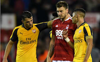 Wenger backs Bendtner to shine at Nottingham Forest