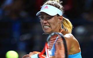 Kerber progresses in Dubai, injured Muguruza withdraws