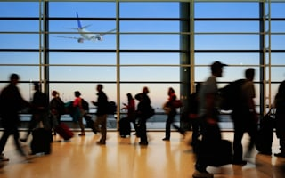 Man with knife in hand luggage boards plane undetected TWICE