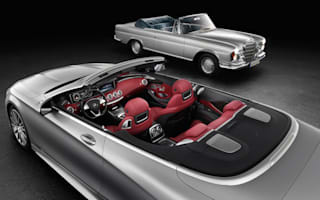 Mercedes reveals teaser of luxurious S-Class Cabriolet