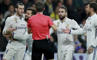 We won't tweet about decisions - Ramos aims dig at Pique