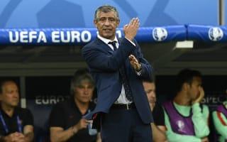 Santos: I've always seen Portugal as a great team