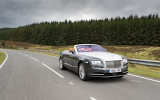 Road Test of the Year 2016: Rolls-Royce Dawn Review