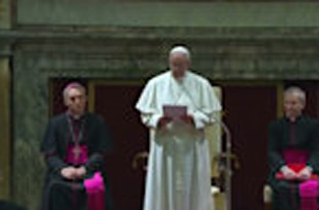 Pope denounces 'populist rhetoric' fueling anti-immigrant fears