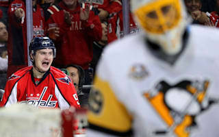 Capitals in seventh heaven against Penguins