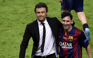 Luis Enrique sincerity key to success at Barcelona - Puyol