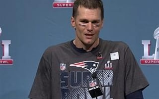 Super Bowl MVP Brady still feeling 'young' in wake of Patriots' latest title