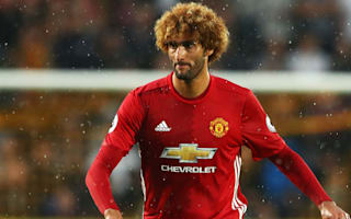 Fellaini out of Belgium squad