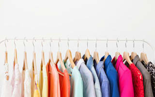 The average amount spent on clothes in a lifetime is huge