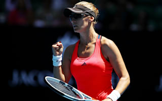 Fairytale story continues as Lucic-Baroni stuns Pliskova to reach semis