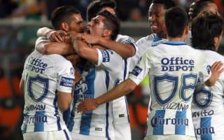 Pachuca 4 Deportivo Saprissa 0 (4-0 agg): Hosts cruise into semis