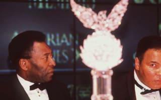 Pele laments 'overwhelming' sadness of Ali death
