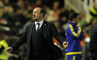 Valencia 2 Real Madrid 2: Benitez held by former club thanks to Alcacer late show