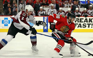Kane keeps Blackhawks ticking, Panthers march on