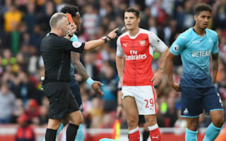 'I won't change for anybody' - Xhaka vows to stay aggressive