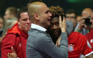 Guardiola's tears understandable - Muller