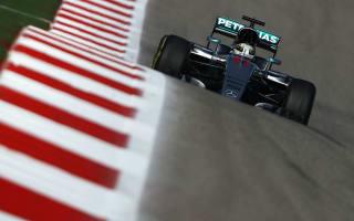 F1 Raceweek: Rosberg fastest in FP2, Hamilton third