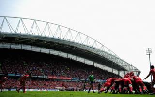 Munster-Glasgow to go ahead despite Foley death