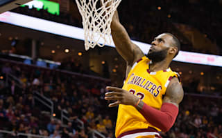Cavs earn top seed, Mavericks clinch play-off berth