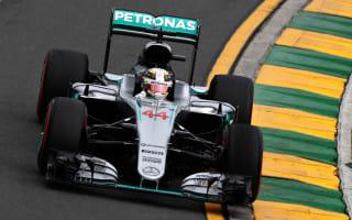 Hamilton sets pace in final Melbourne practice