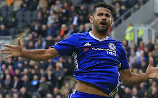 Costa form leaves Conte with no Lukaku regrets