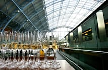 Top 10 railway station bars in the UK