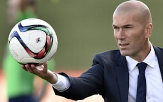 Zidane is a risky appointment - Valdano
