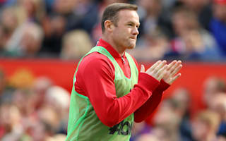 Mourinho not expecting Rooney return for Middlesbrough