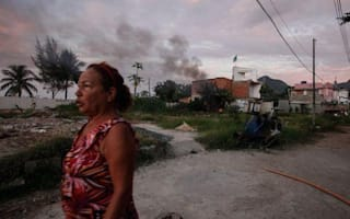 Olympics are forcing Rio's poorest residents from their homes
