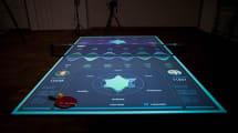 Con esta mesa tú también tendrás ganas de jugar al ping-pong