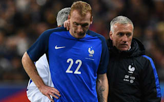 Mathieu quits France after admitting 'I don't have the motivation'