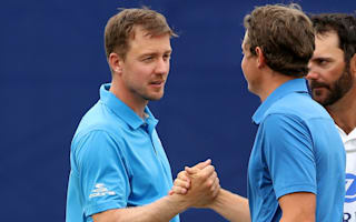 Blixt, Smith hit the front at Zurich Classic
